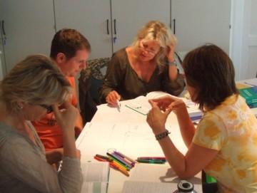 Unterricht, Gruppenarbeit