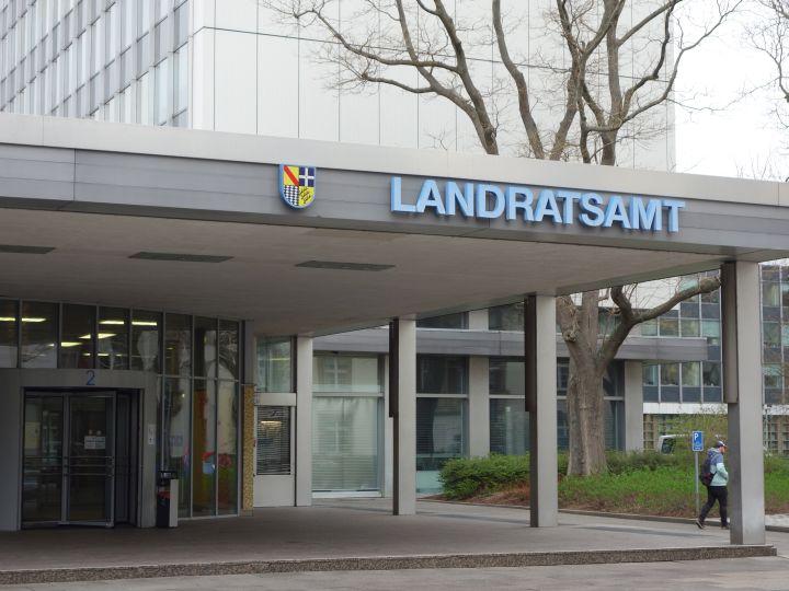 Gesundheitsamt im Landratsamt