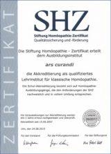 SHZ-Akkreditiert