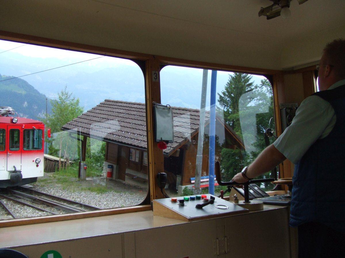 Bahnhof Rigi